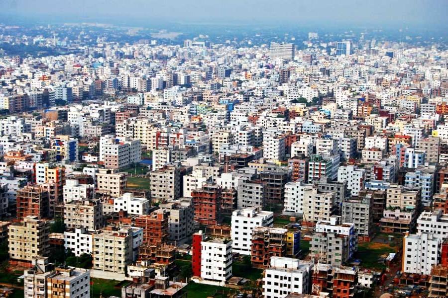 An unloved city
