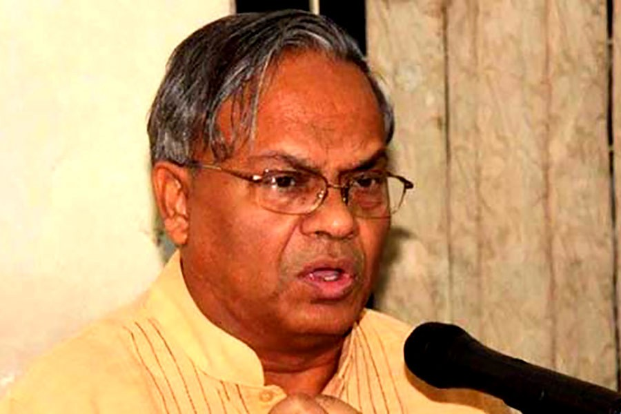 We will stage demonstrations again Tuesday: Rizvi