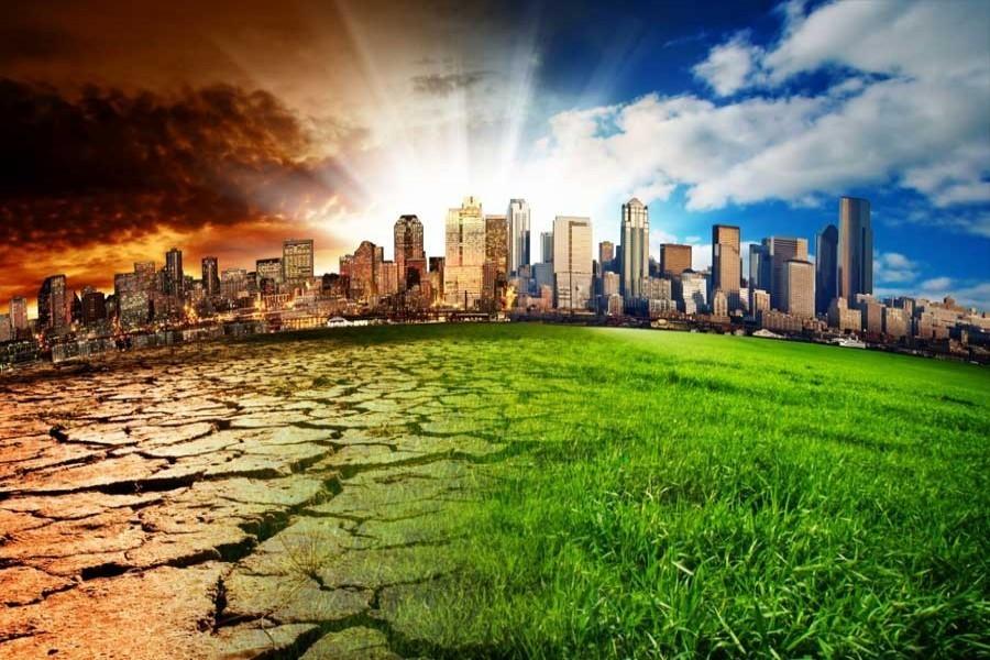 Climate crisis hits a somnambulistic world