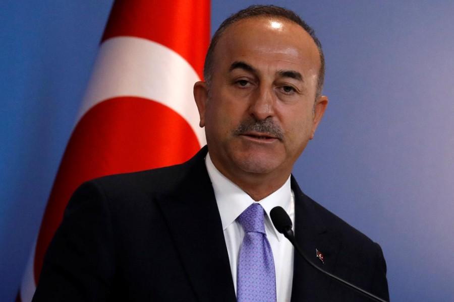 Turkish Foreign Minister Mevlut Cavusoglu - Reuters file photo