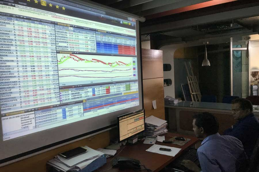 Stocks inch up after rough ride
