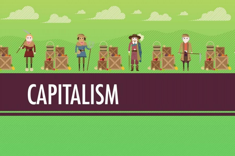 Capitalism is losing appeal to Chinese