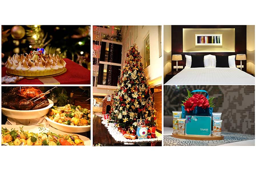 Amari Dhaka's special  arrangement for Christmas, New Year's eve celebrations