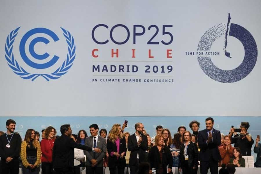 COP25: Climate crisis has reached the point of no return