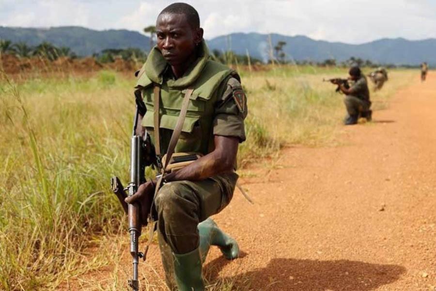 Militants kill 22 in Congo