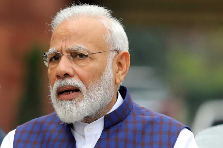 Modi launches $842m plan to deal with India's water shortages