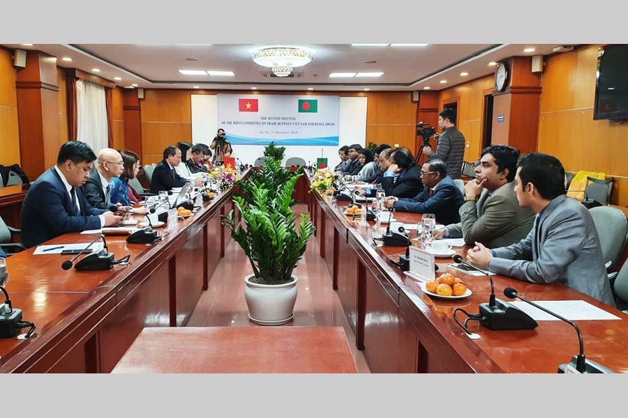 Bangladesh, Vietnam to double bilateral trade volume