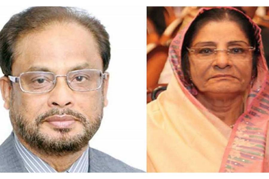 Raushon made JaPa's chief patron, chairman GM Quader