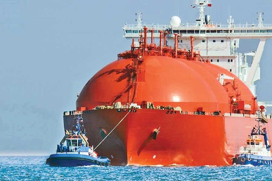 Ministry doubles LNG import terminal, re-gasification capacity