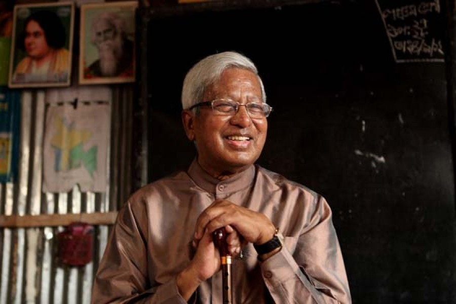 Sir Fazle Hasan Abed—the pioneer of rural upliftment in Bangladesh