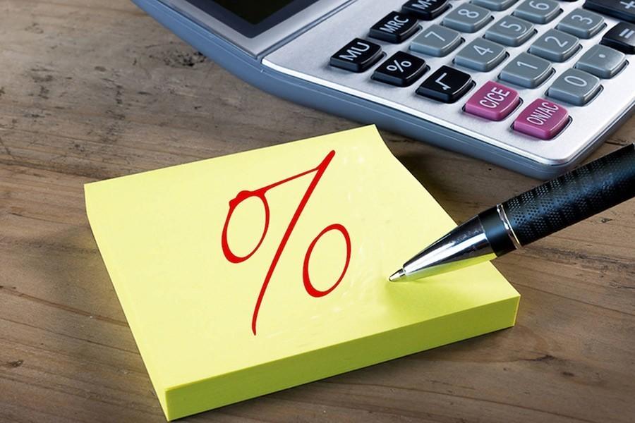 Of single-digit lending rate