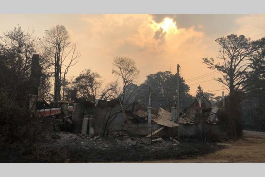 Australia fires: Almost 2,000 homes destroyed