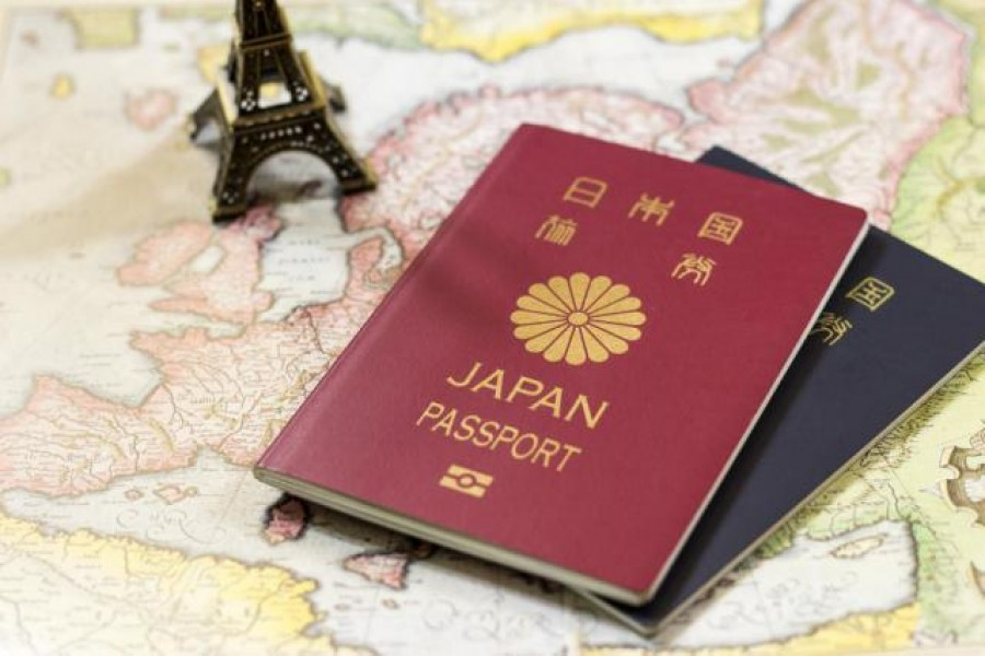 Japan has world's most powerful passport