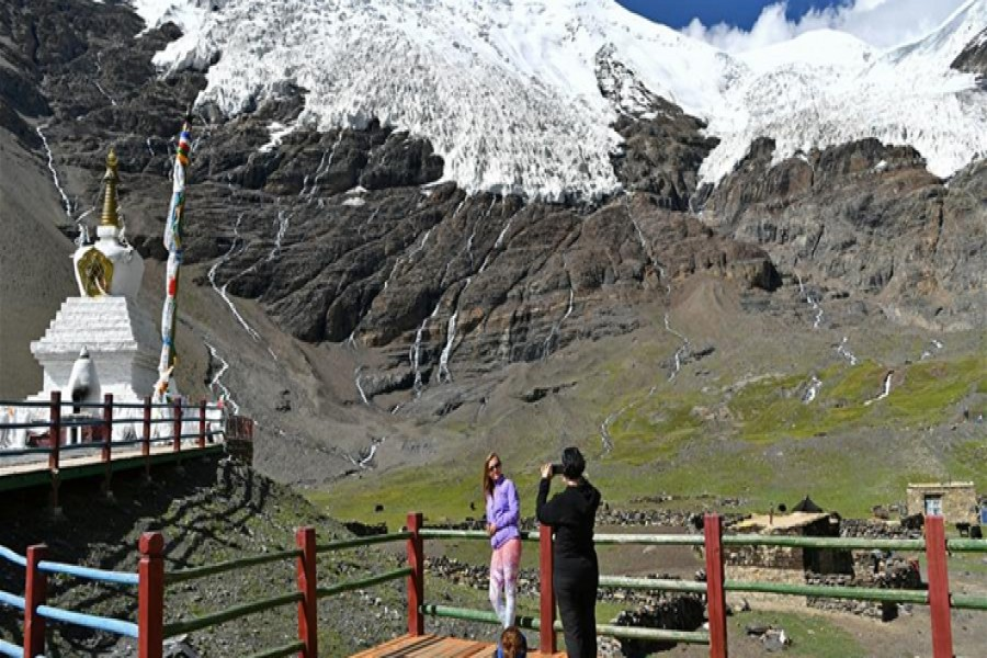 Tibet receives 40m tourists in 2019