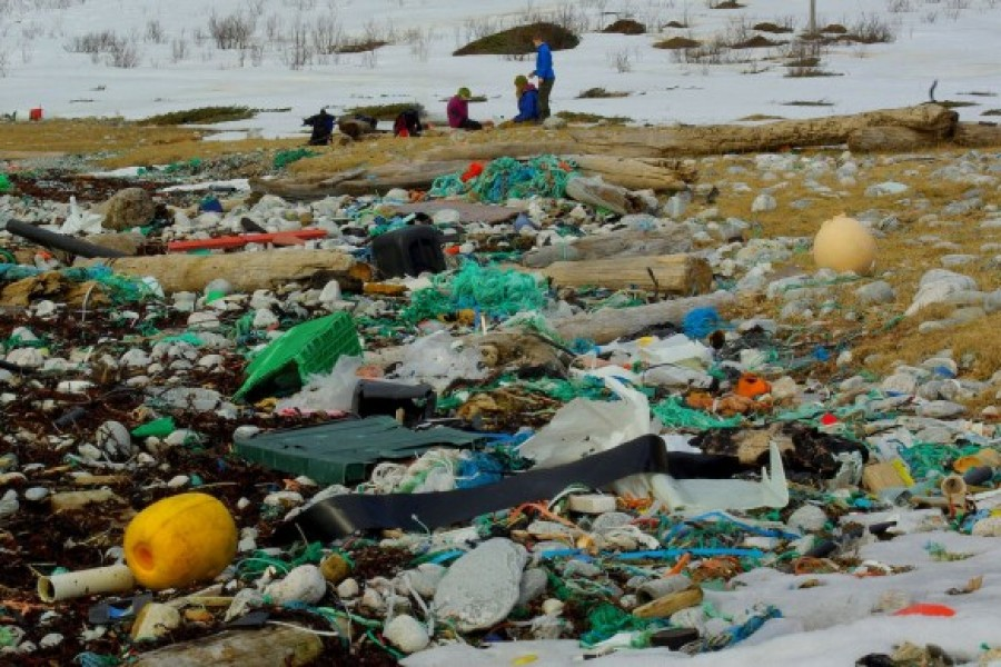 Banning single-use plastic products