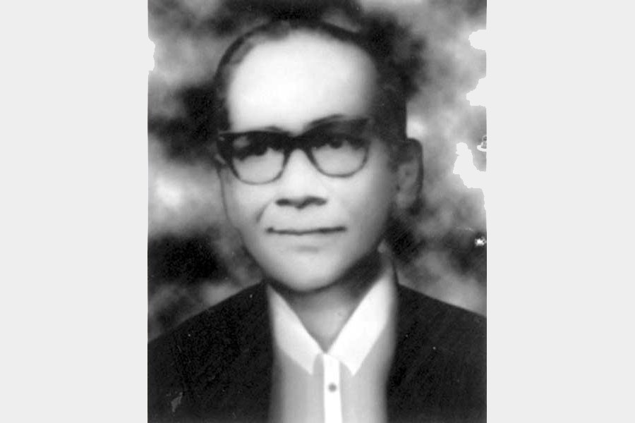 Syed Mahbub Murshed (February 11, 1911- April 3, 1979)