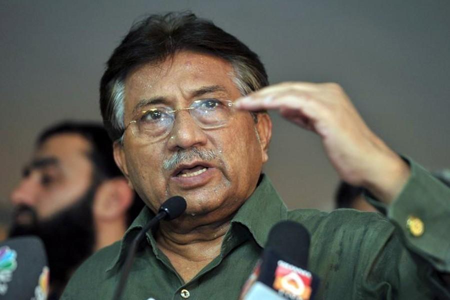 'Special court in Musharraf case was unconstitutional'
