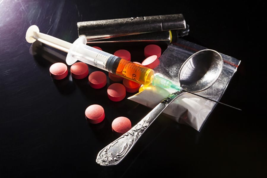 Alarming rise in drug abuse