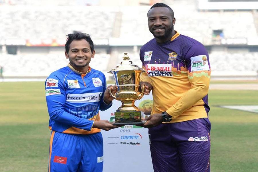 Khulna Tigers opt to bowl first in Bangabandhu BPL final
