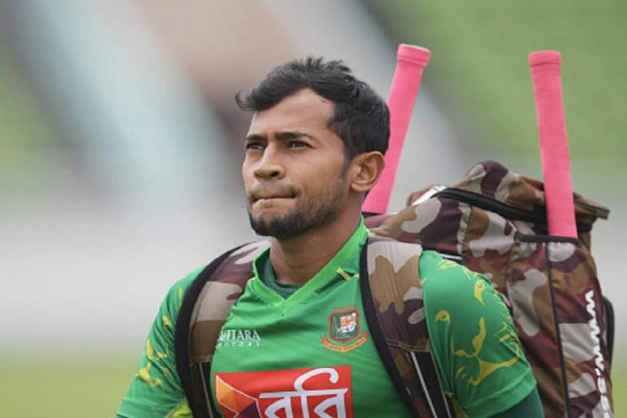 Mushfiqur unwilling to tour Pak for T20s