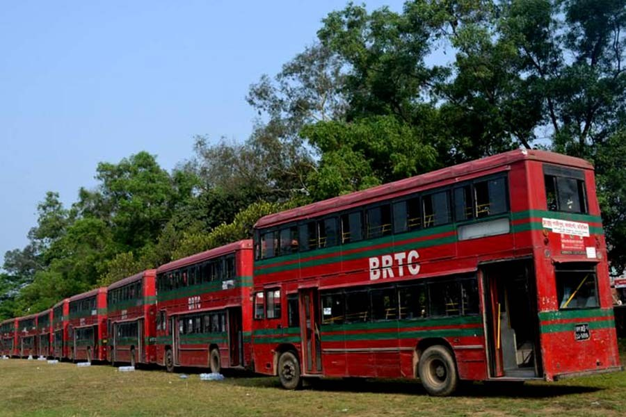 A test case of PPP in double-decker BRTC bus