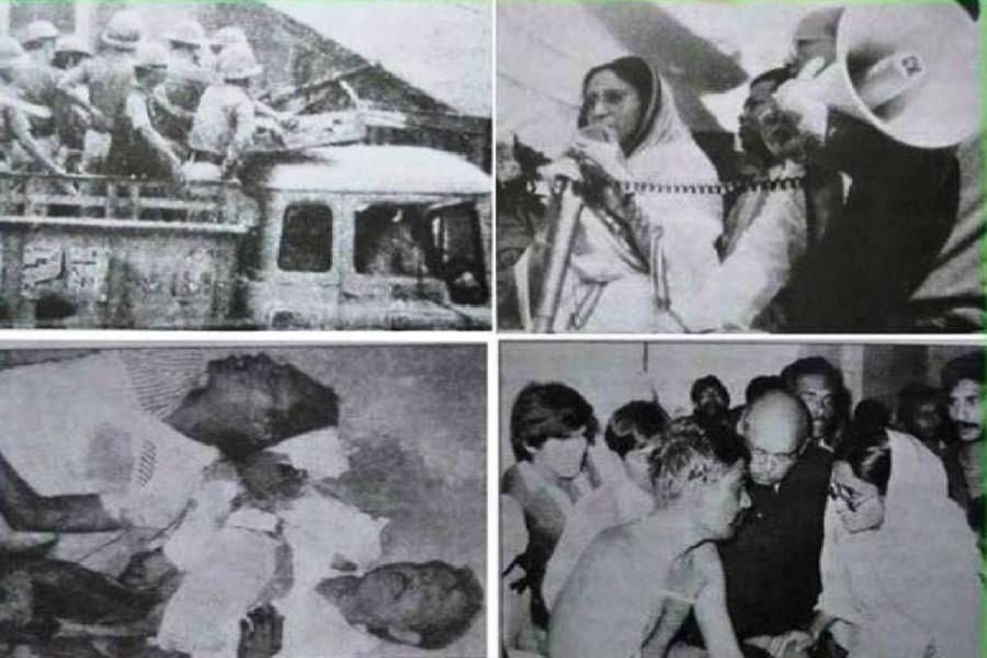 Five get death sentence over 1988 Laldighi Massacre