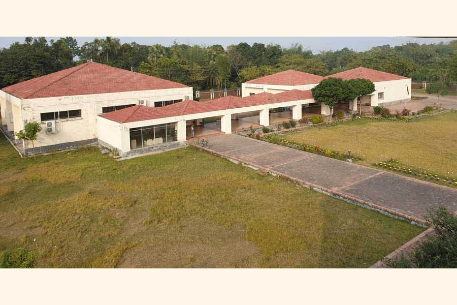 Jasim Uddin Museum in Faridpur  — FE Photo
