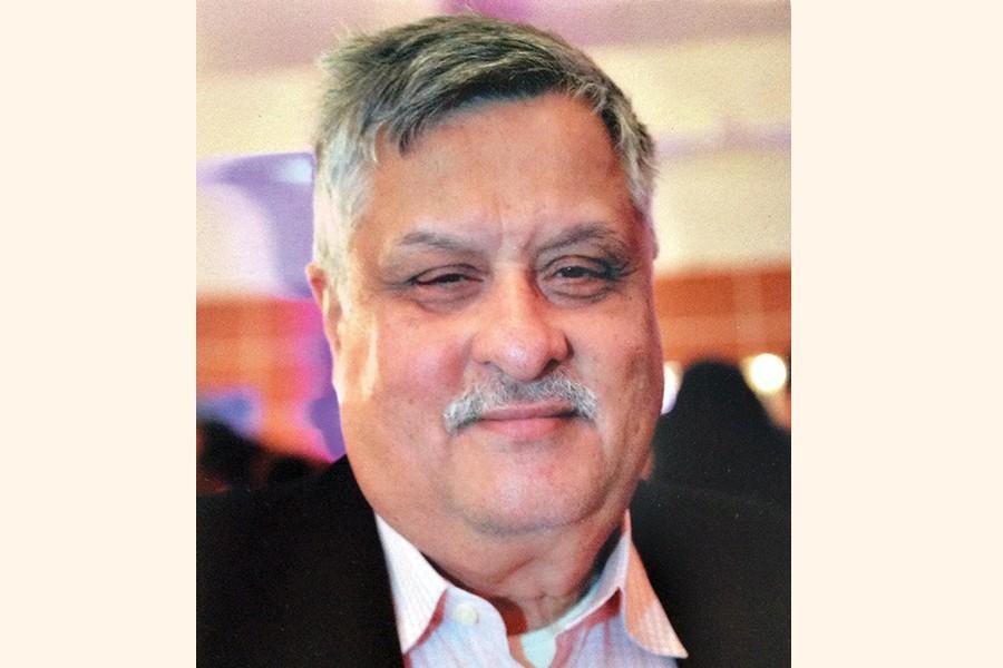 Third death anniversary of Behrouze Ispahani today
