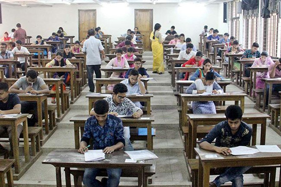Combined entrance test at public universities from next session: UGC
