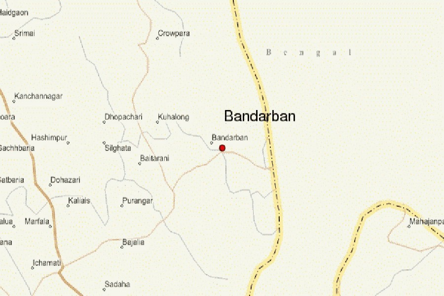 RAB destroys poppy fields in Bandarban