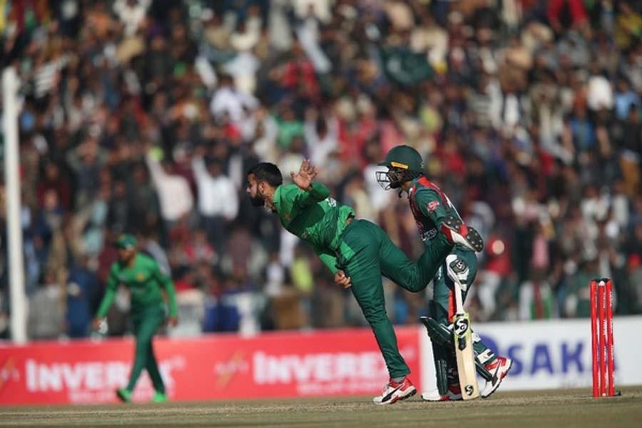 Bangladesh tour of Pakistan: Visitors lose first T20