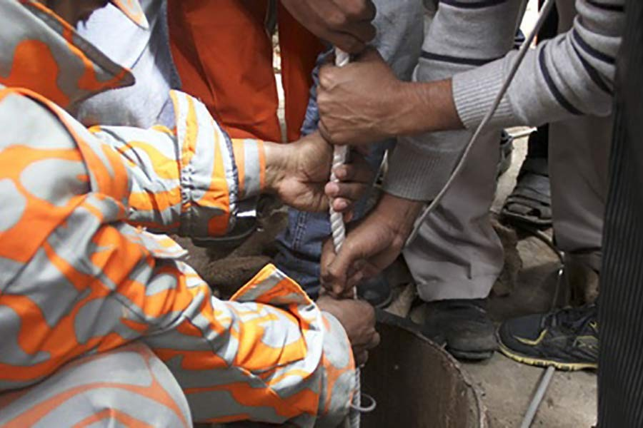 Child's death in abandoned well: HC acquits four