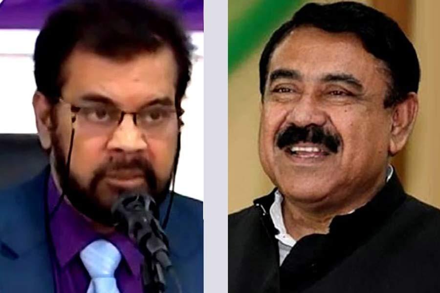 Ilias Kanchan sues Shajahan Khan