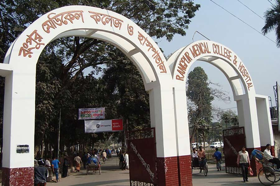 Chinese woman hospitalised with fever in Rangpur