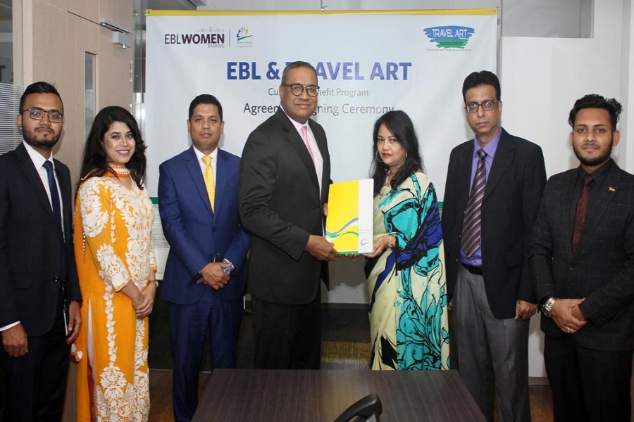 EBL signs agreement with Travel Art
