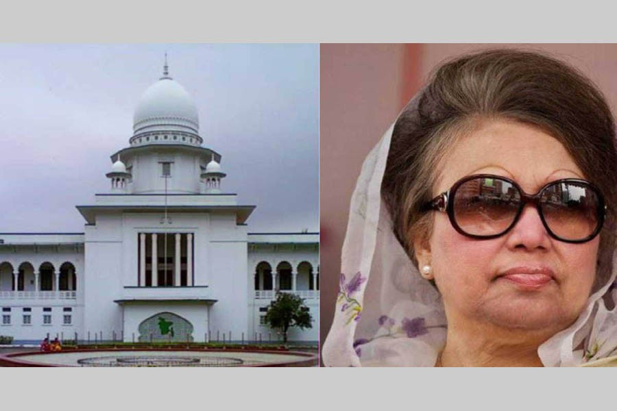 Khaleda files fresh bail petition