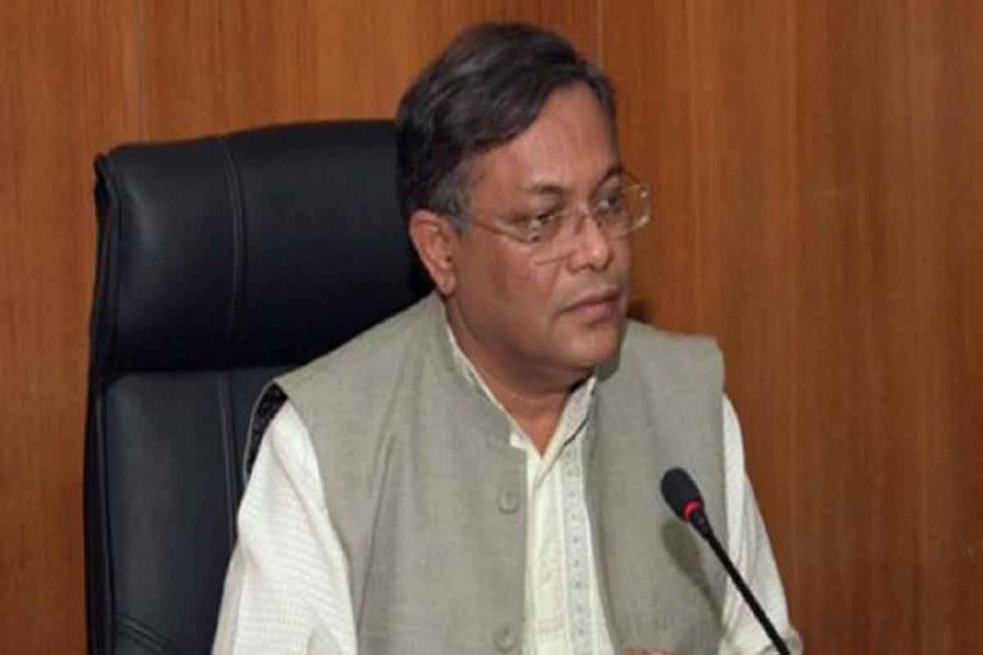 Working to make Bangla UN's official language: Info Minister