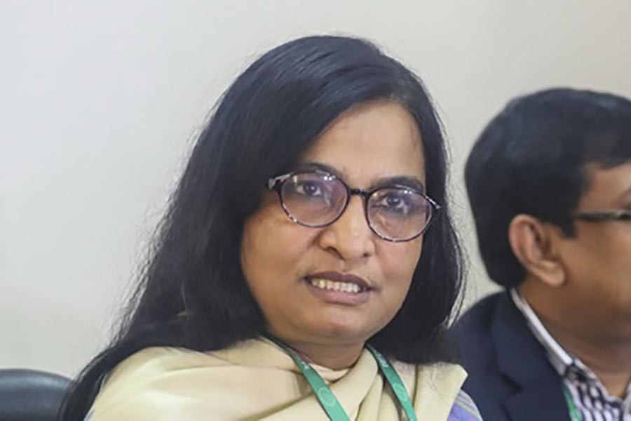 Prof Meerjady Sabrina Flora
