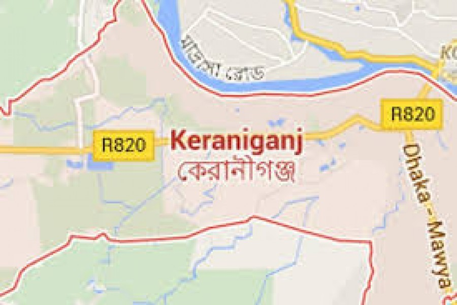 Two RAB imposters arrested with firearms in Keraniganj