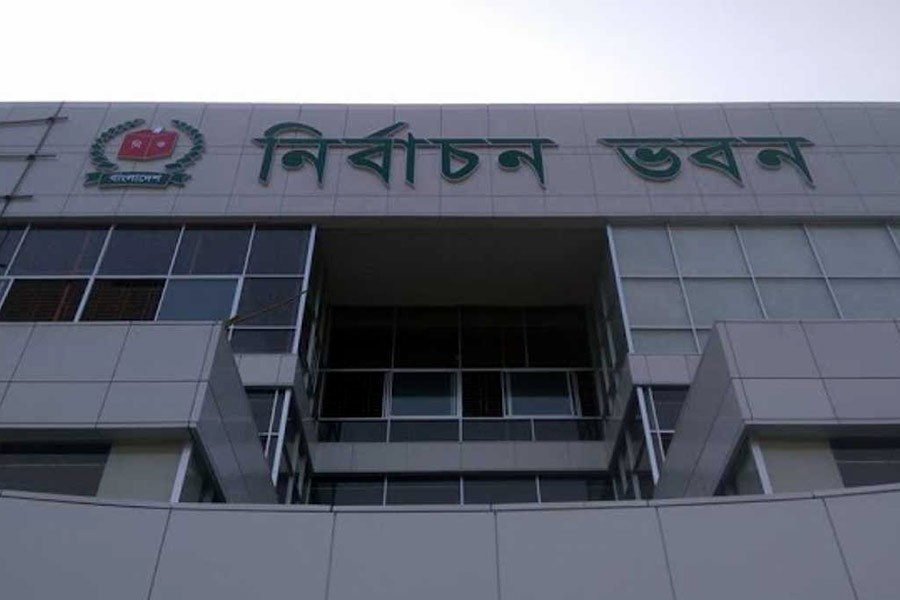 EC bans laminated posters in Dhaka 10 by-polls
