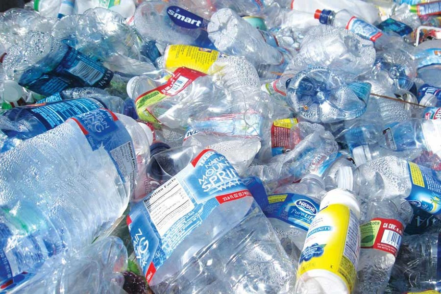 Saving rivers from plastic pollution