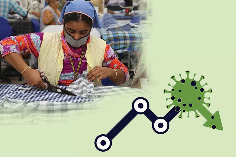 'Coronavirus affects RMG supply chain, no negative impact on export'