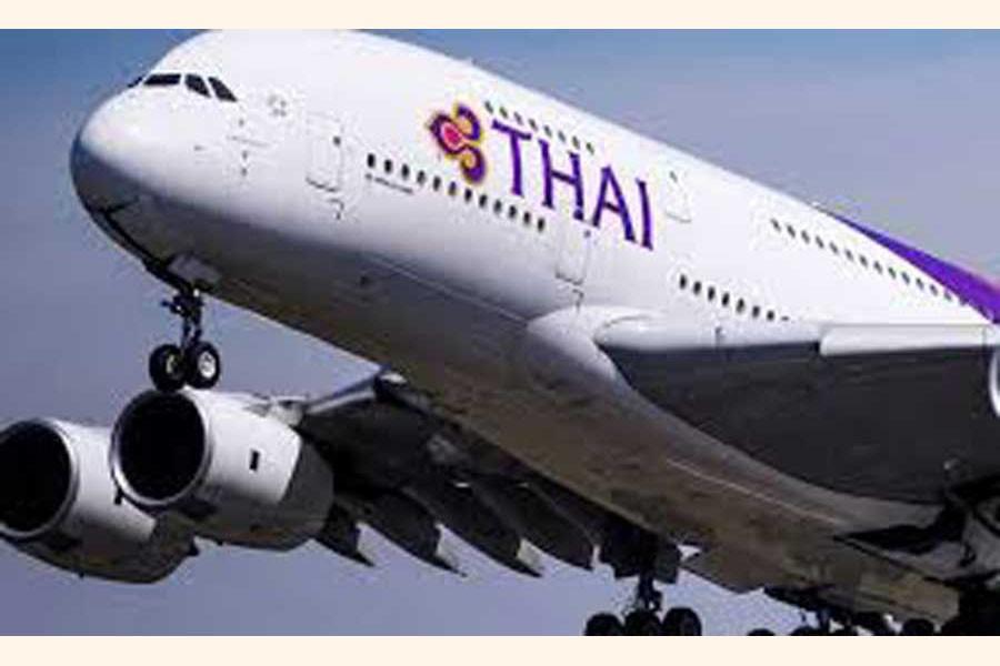 Thai Airways executives take pay cut because of virus
