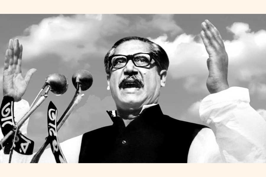 Bangabandhu: A political entrepreneur