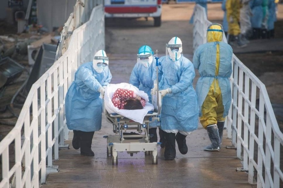 Coronavirus: Global death toll jumps by 4,000 in a day to 34,005