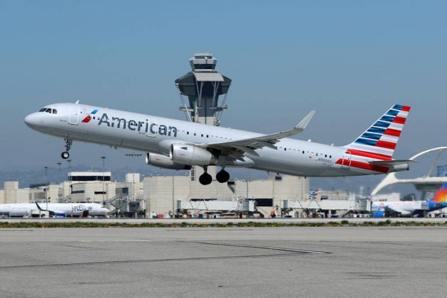 Coronavirus: American Airlines to seek $12b US government aid