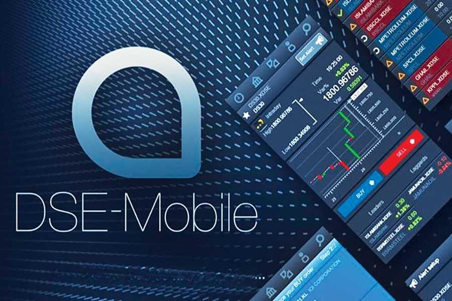 Trading on DSE mobile app soars despite bearish mkt