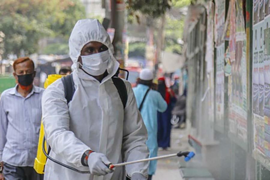 Coronavirus spreads to 15 districts
