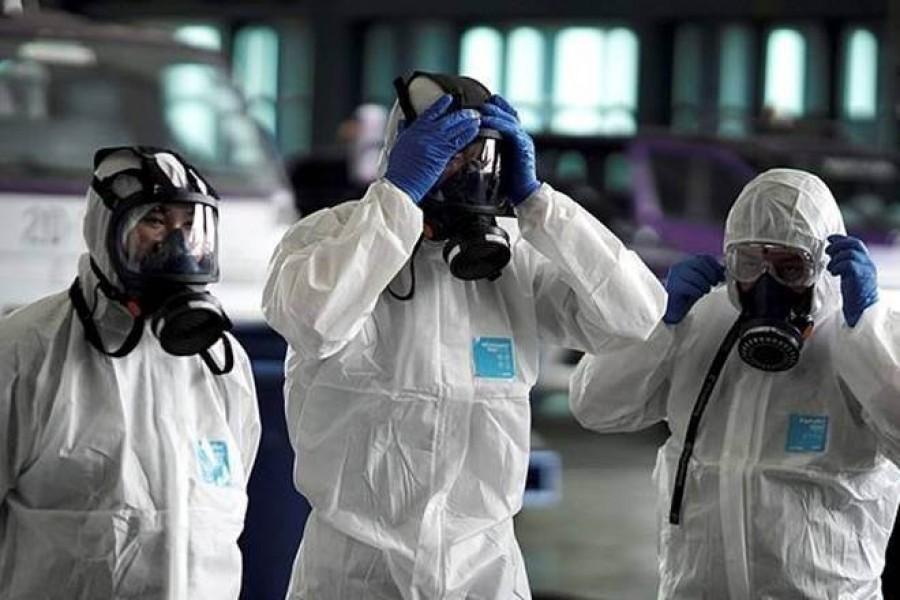 US coronavirus cases cross half million