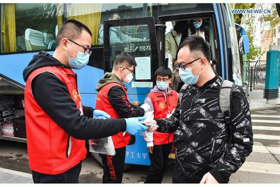 --File photo (Xinhua/Chai Ting)